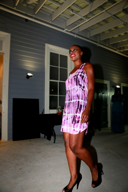 Fashion show with Osei Duro's SS2016 collection!