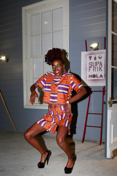"""Fashion show with Osei Duro's """"Made in Ghana"""" SS2016 collection!"""