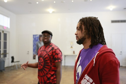 Building with New Orleans visual artist Ayo Scott