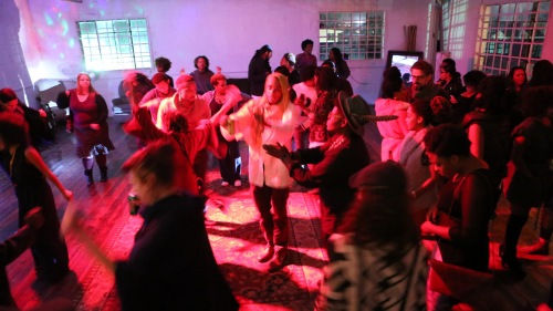 Oh what a night! More photos from the amazing GUMBO Party coming soon!